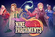 Nine Parchments lanceringstrailer