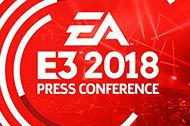 E3: Se eller gense EAs pressekonference