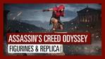 Assassin's Creed Odyssey - Figurines & replica launch trailer