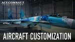 Ace Combat 7: Skies Unknown - Aircraft Customization trailer