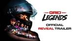 GRID Legends - Official Reveal trailer