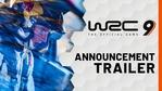 WRC 9 annonceret