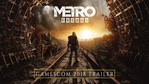 Metro: Exodus gameplay trailer