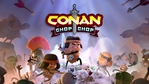 Conan Chop Chop announcement trailer