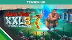 Asterix & Obelix XXL3: The Crystal Menhir teaser trailer