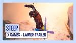 Steep X Games launch trailer