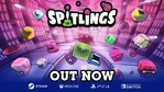 Spitlings release trailer