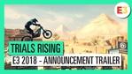 Trials Rising - E3 announcement gameplay trailer