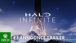 Halo Infinite announcement trailer