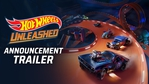 Hot Wheels Unleased - announcement trailer