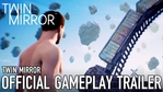 Twin Mirror - Official gameplay trailer