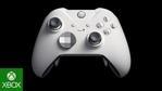 Xbox Elite Controller i hvid