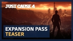 Just Cause 4 - Expansion Pass teaser trailer