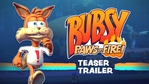 Bubsy: Paws on Fire teaser trailer