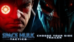 Space Hulk: Tactics - Choose Your Side gameplay trailer