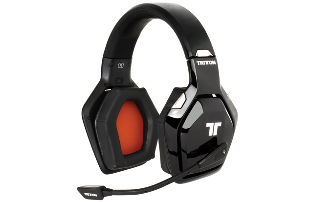 Tritton Warhead 7.1 surround headset for Xbox 360