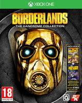 Borderlands - The Handsome Collection til Xbox One