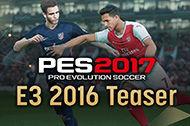E3: PES 2017 E3 Teaser Trailer