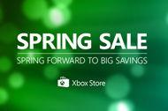 Forårstilbud på Xbox Store