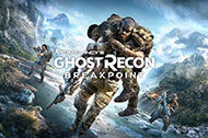 Ubisoft har annonceret Ghost Recon Breakpoint