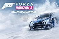 Så er det snevejr i Forza Horizon 3