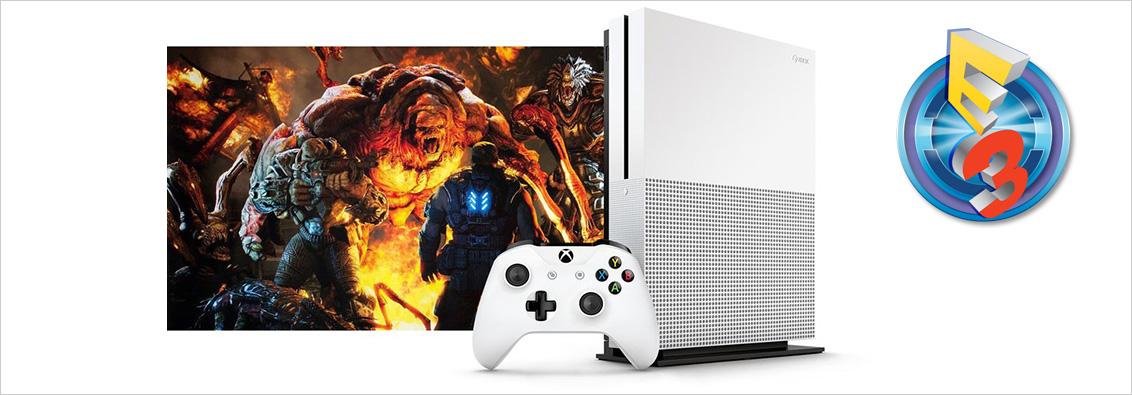 Xbox One S billeder lækket