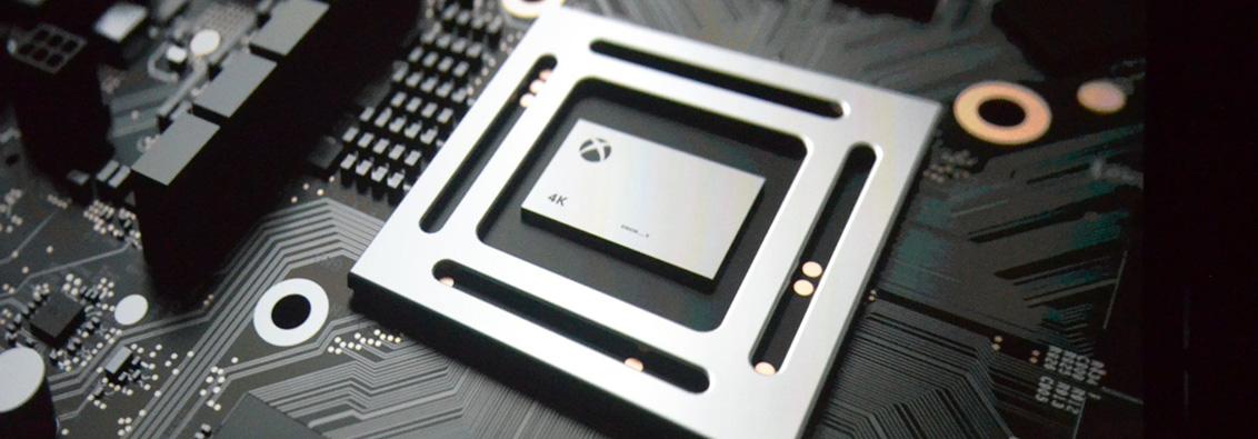 Tekniske detaljer om Project Scorpio afsløret