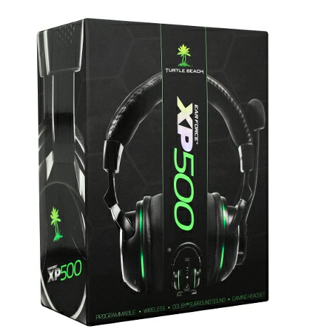 Picture of Turtle Beach Ear Force XP500 for Xbox 360
