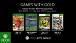 Games with Gold - Maj 2019