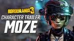 Borderlands 3 - Moze Character Trailer