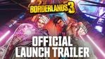 Borderlands 3 launch trailer