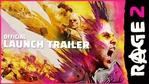Rage 2 launch trailer