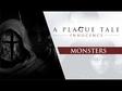A Plague Tale: Innocence - Monsters trailer