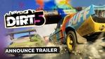 DiRT 5 announcement trailer