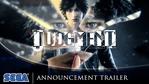 Judgment PS5 announcement trailer