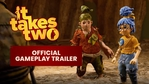 It Takes Two - gameplay trailer