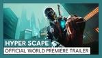 Hyper Scape announcement trailer