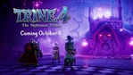 Trine 4: The Nightmare Prince - Release Date Reveal Trailer
