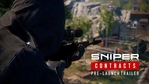 Sniper Ghost Warrior Contracts - Pre-launch Trailer