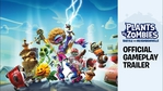 Plants vs. Zombies: Battle for Neighborville Official Gameplay Trailer