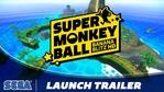 Super Monkey Ball: Banana Blitz HD launch trailer
