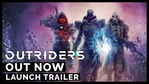 Outrider - launch trailer