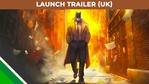 Blacksad: Under the Skin launch trailer