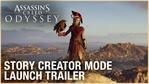 Assassin's Creed Odyssey: E3 2019 Story Creator Mode