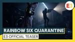 Rainbow Six Quarantine: E3 2019 Official Teaser