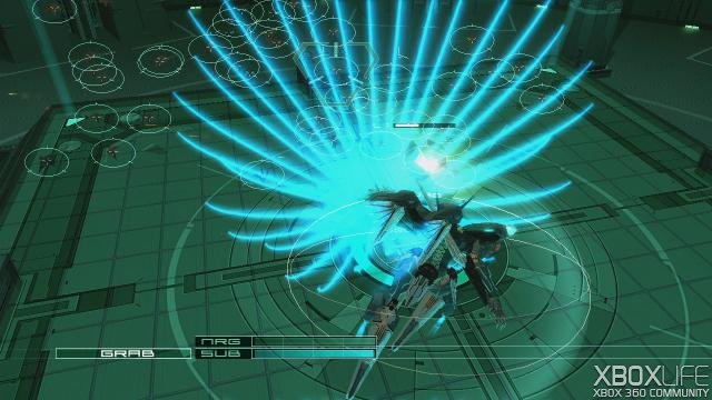 Zone of the Enders: HD C