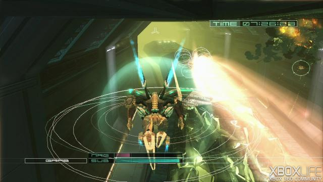 Zone of the Enders: HD Collection screenshot 1