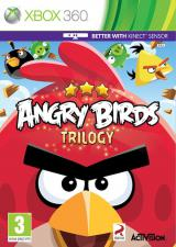 Angry Birds Trilogy xbox 360 cover boxart