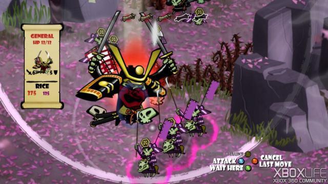 Skulls of the Shogun screenshot 1
